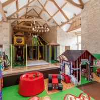 Entertainment Barn Fit-out